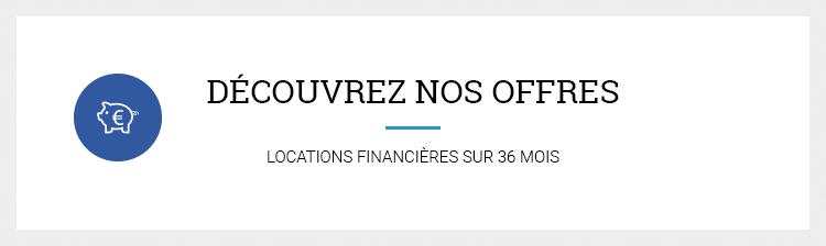 affichage dynamique avec location financiere sur 36 mois