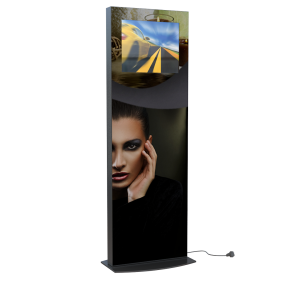 """Totem 19"""" LCD"""