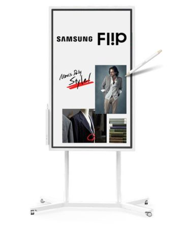 tableau interactif samsung flip
