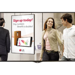 LG XS2C Series - 55XS2B