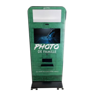 Borne Photobox Tactile V3 22""
