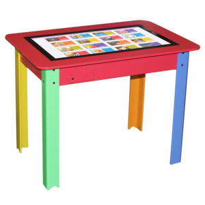 "Table tactile enfant Color Kid 22"""
