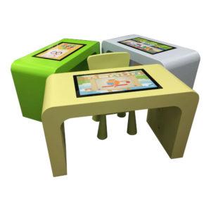 "Table tactile enfant Hubbard Kid 23"""